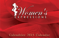 2013 Calendar – Photos of the Women And Their Respective Month