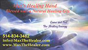 Click to visit Max The Healer